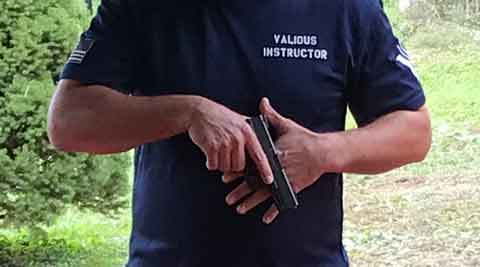 Pistol / Handgun Beginner Training & Fundamentals of gun safety