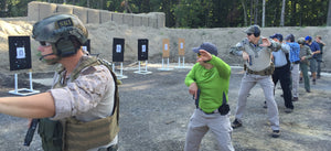 Tactical Breach and Entry Firearms Course