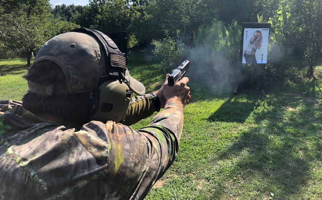 VALIDUS Handgun Courses - Mastery Training Program (Level 2)