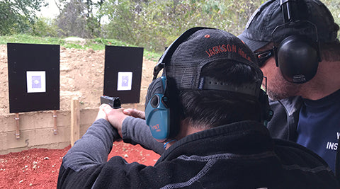 VALIDUS Handgun Courses - Mastery Training Program (Level 1)