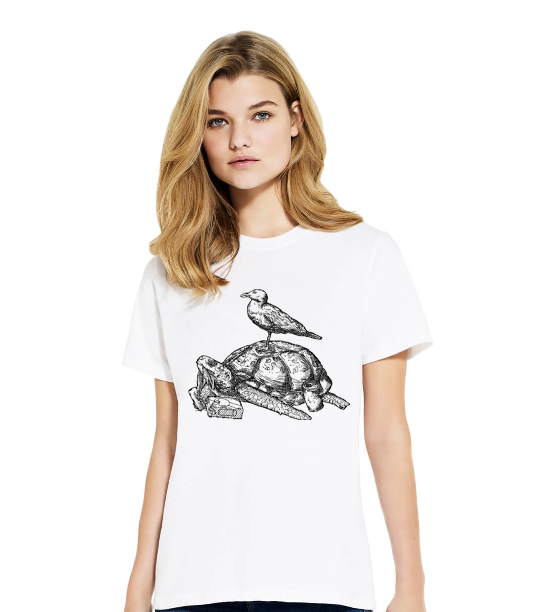 Stranded Turtle T-shirt