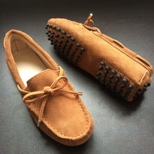 Load image into Gallery viewer, Genuine Leather Moccasins