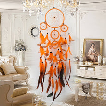 Load image into Gallery viewer, Handmade Dream Catcher Hanging  Wind Chimes