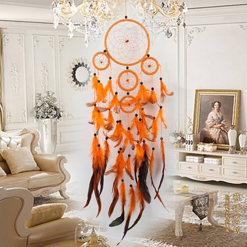 Handmade Dream Catcher Hanging  Wind Chimes