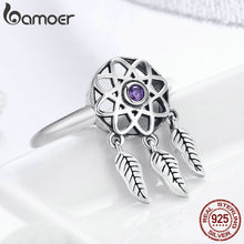 Load image into Gallery viewer, Sterling Silver Beautiful Dream Catcher Ring