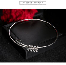 Load image into Gallery viewer, Vintage compass Charm Bracelets Bangles For Women Fashion Silver Color Boho Chain Bracelets Sets Jewelry Party Gifts