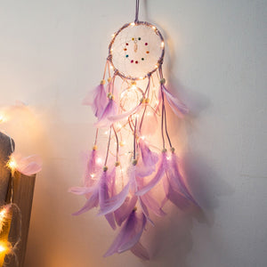 Light Up Dream Catchers