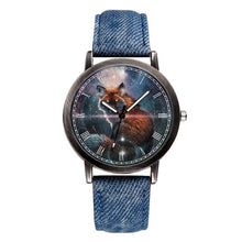Load image into Gallery viewer, Brave Wolf Mens  Clock Wrist Watches