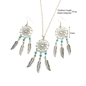 Dream Catcher Jewelry Sets