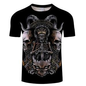 Native 3D t shirt Men Women tshirt Wolf T-shirt Black Tees Short Sleeve Tops