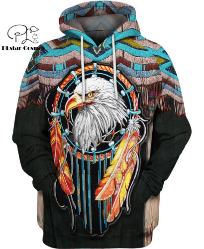 Native Indian Eagle
