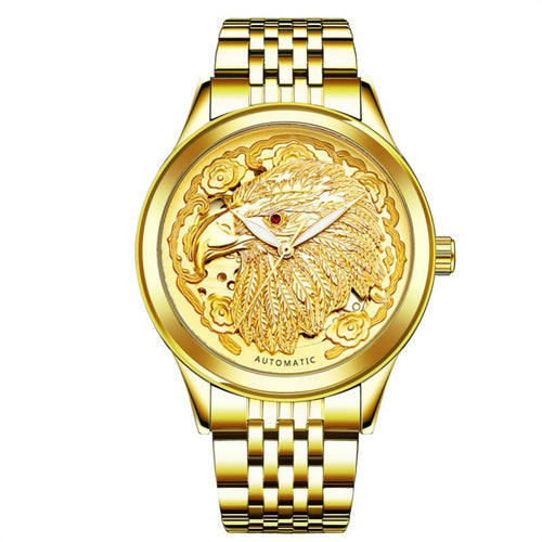 Eagle Dial Self-wind Automatic Mechanical Watch