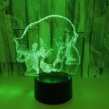 Load image into Gallery viewer, New Polar Bear 3d Lamp