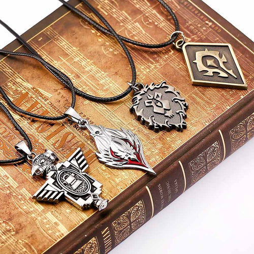 Pendant Jewelry Men Neckalce Tribe Alliance Sign Pendant Necklace Handsome