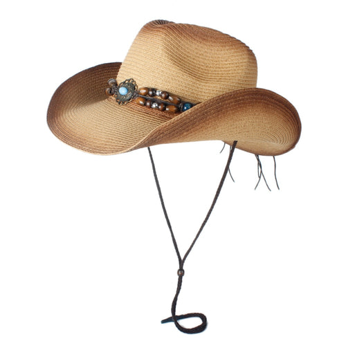 Straw Hollow Hat