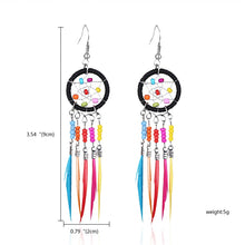 Load image into Gallery viewer, Dangle Long Earrings