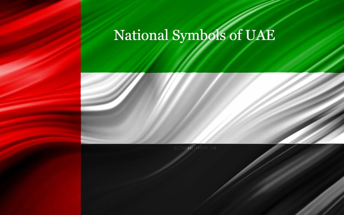 National Symbols of UAE