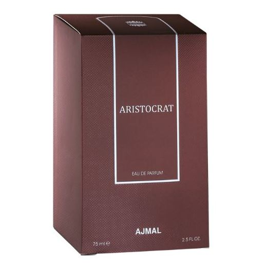Ajmal Aristocrat Perfume For Men 75ml Eau de Parfum - Arabian Petals