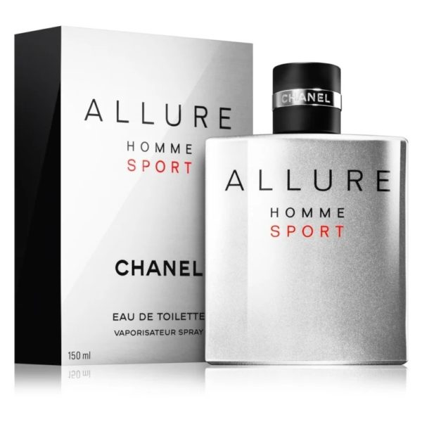 Chanel Allure Sports Perfume For Men EDT 150ml - Arabian Petals