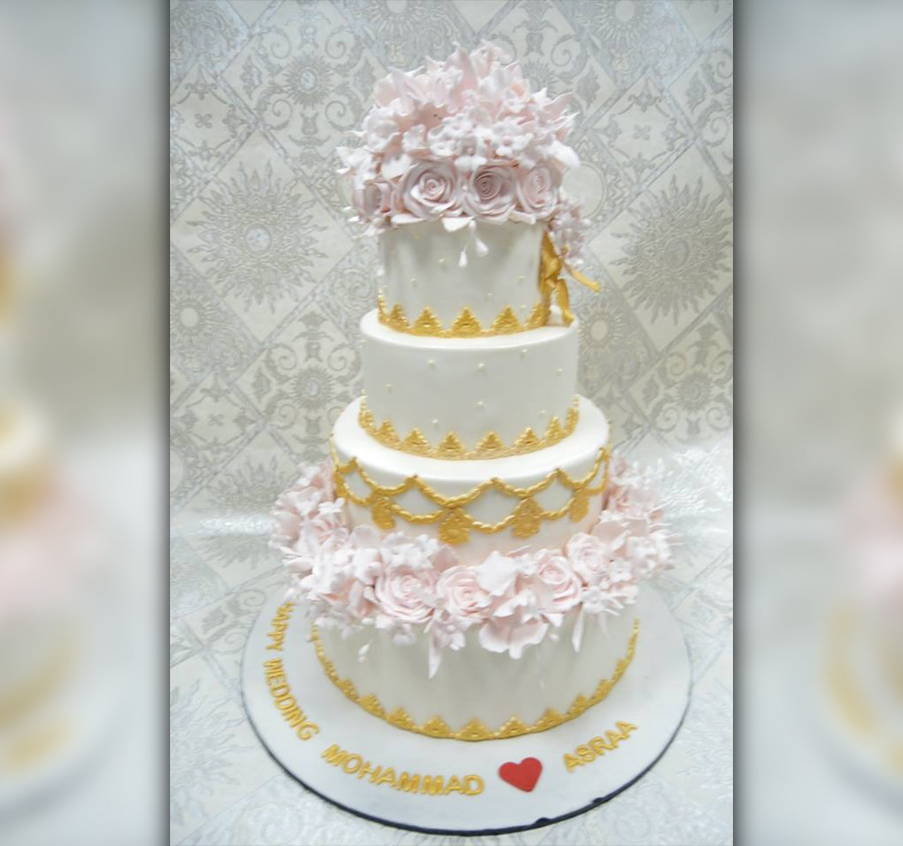 Wedding Special - Arabian Petals
