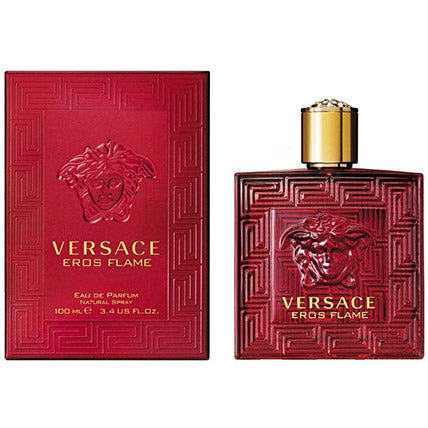 100 Ml Eros Flame Edp For Men By Versace - Arabian Petals
