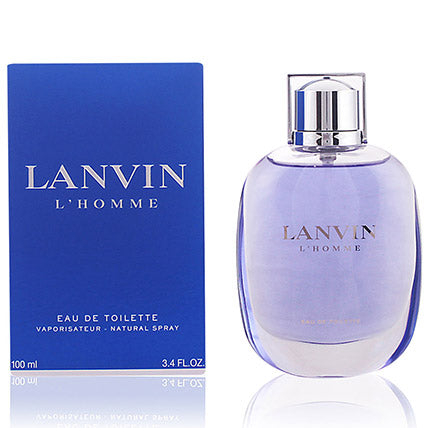 100 Ml Lhomme For Men Edt By Lanvin - Arabian Petals