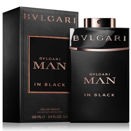 100 Ml Man In Black By Bvlgari For Men Edp - Arabian Petals