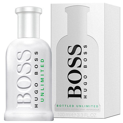 100 Ml Unlimited For Men Edt By Hugo Boss - Arabian Petals