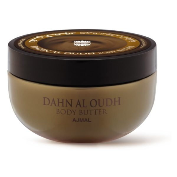 Ajmal Dahn Al Oud Body Butter For Women 200g - Arabian Petals