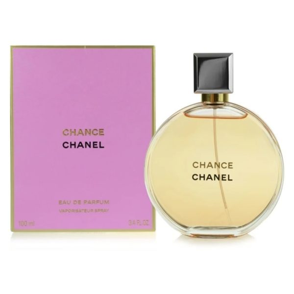 Chanel Chance Perfume For Women EDT 100ml - Arabian Petals