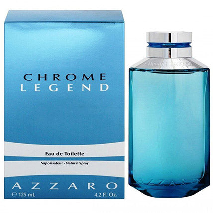 125 Ml Chrome Legend For Men Edt By Azzaro - Arabian Petals