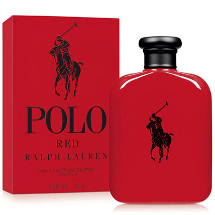 125 Ml Polo Red For Men Edt By Ralph Lauren - Arabian Petals