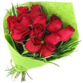 Red Roses Bouquet - FWR - Arabian Petals