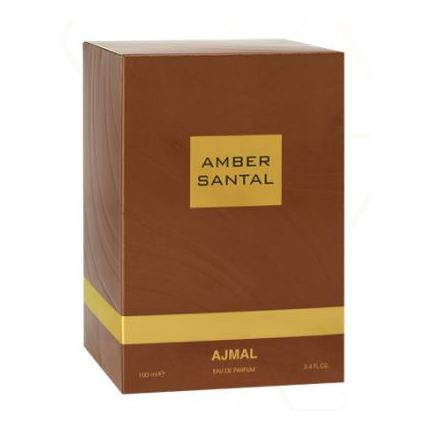 Ajmal Amber Santal EDP For Unisex 100ml - Arabian Petals