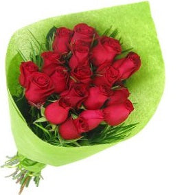 Beautiful Red Roses Bouquet - Arabian Petals