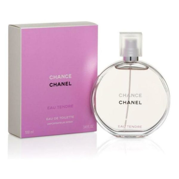 Chanel Chance Eau Tendre Women EDT 100ml - Arabian Petals