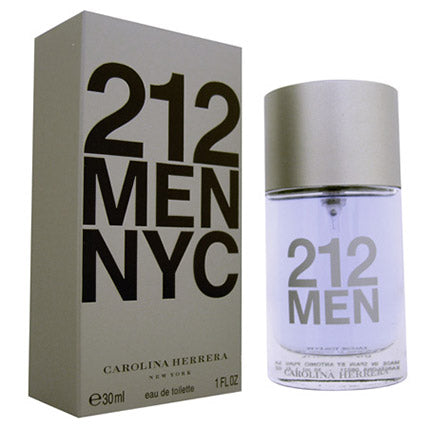 212 Men Nyc by Carolina Herrera For Men - Arabian Petals
