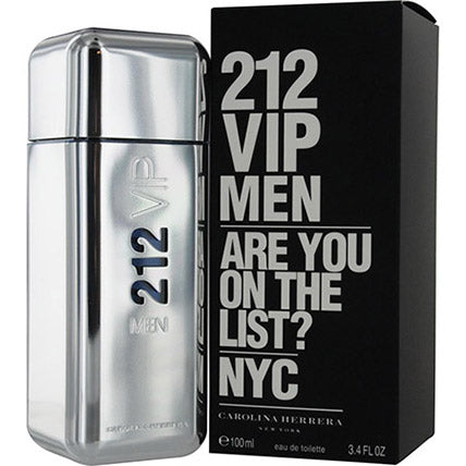 212 Vip Men by Carolina Herrera for Men EDT - Arabian Petals