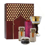Ajmal Special Holiday Giftset For Unisex - Arabian Petals
