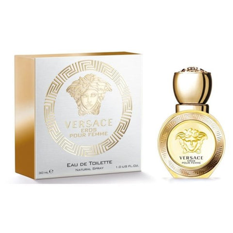 Versace Eros Eau De Toilette 30ml For Women - Arabian Petals