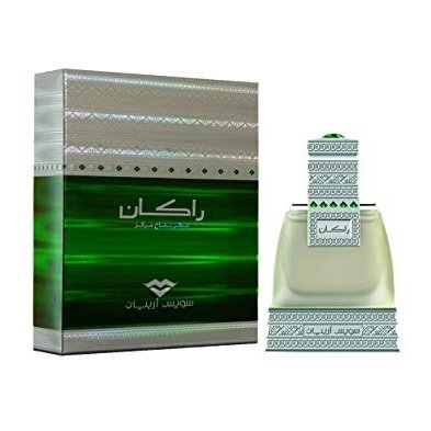 Swiss Arabian Rakaan CPO Attar For Unisex 25ml - Arabian Petals