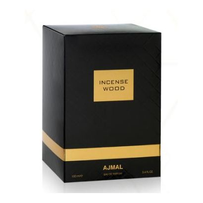 Ajmal Incense Wood EDP For Unisex 100ml - Arabian Petals