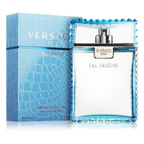 Versace Men Eau Fraiche For Men 100ml Eau de Toilette - Arabian Petals