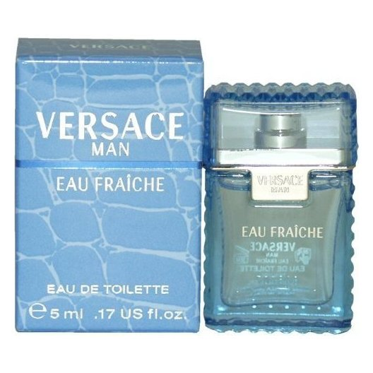 Versace Eau Fraiche Miniature Perfume for Men 5ml Eau de Toilette - Arabian Petals