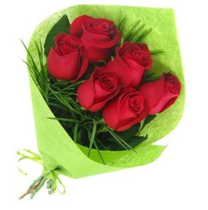 Beauty Of Love with Roses  - VD - Arabian Petals