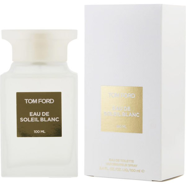 Tom Ford Eau De Soleil Blanc EDT Women 100ml - Arabian Petals