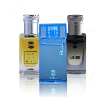 Ajmal 3pcs Miniature Oil For Men 10ml - Arabian Petals