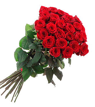 Beautiful Red Roses  - VD - Arabian Petals