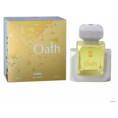 Ajmal Oath EDP For Women 100ml - Arabian Petals