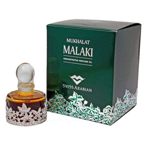 Swiss Arabian Rose Malaki CPO Attar For Unisex 30ml - Arabian Petals